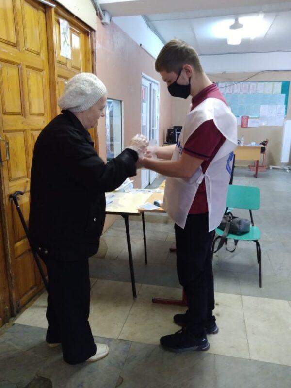 В Тверской области первый день голосования прошел без нарушений