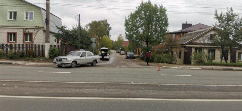 В Твери на улице Туполева сбили 13-летнюю девочку