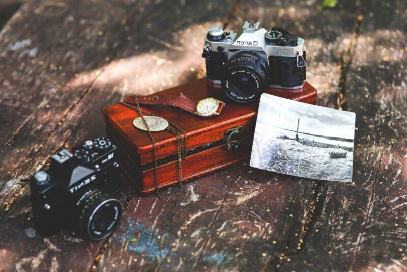 Гости областной столицы ещё успевают посетить выставку о жизни тверского фотоклуба