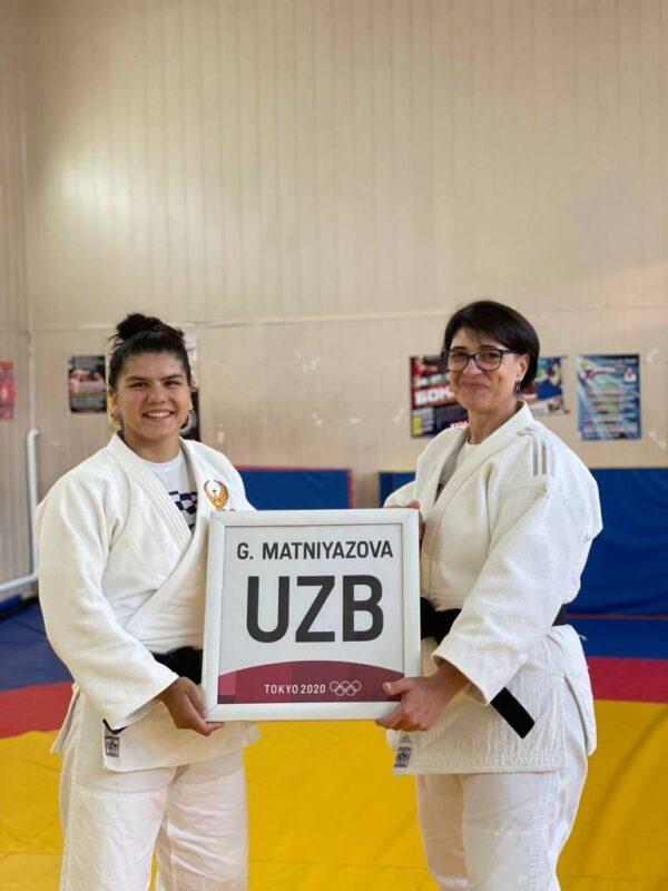 Своим приездом Тверскую область осчастливила Чемпионка Азии по дзюдо