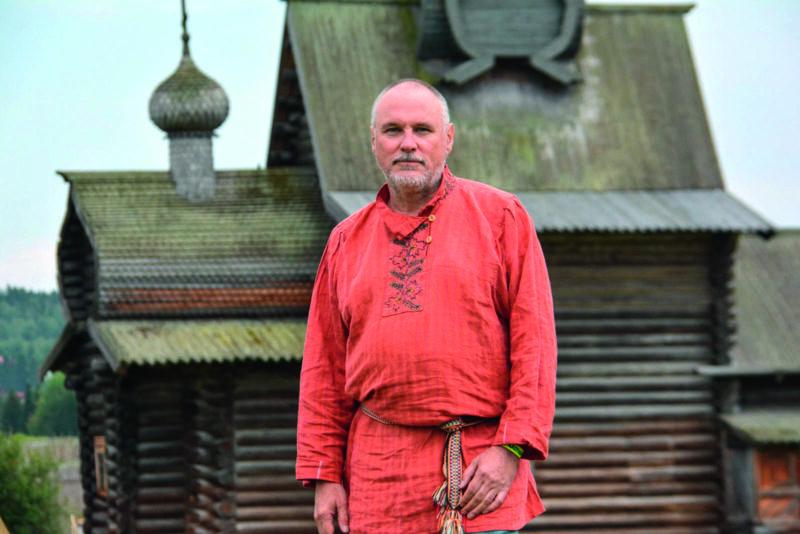 В Тверь приедет выдающийся собиратель и исполнитель народной музыки Сергей Старостин