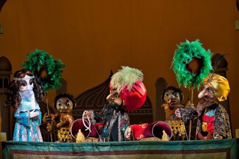 В тверском Театре Кукол пройдет встреча с настоящим Алладином