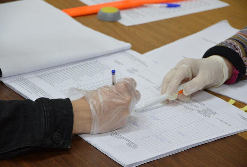 В Тверской области завершился первый день голосования на выборах федерального, регионального и муниципального уровней