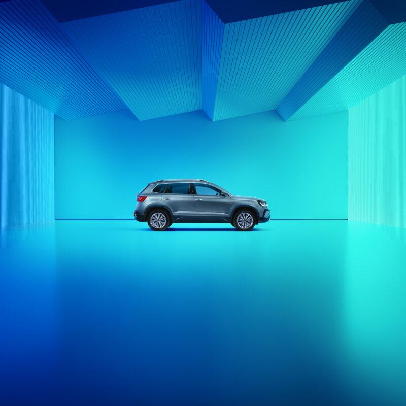 В России презентовали абсолютно новый Volkswagen Taos