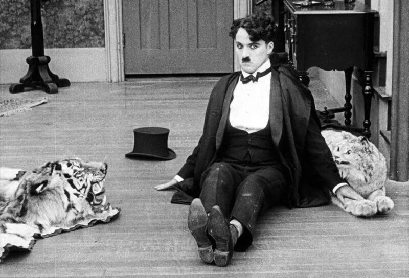 В Твери под открытом небом покажут фильмы Чарли Чаплина