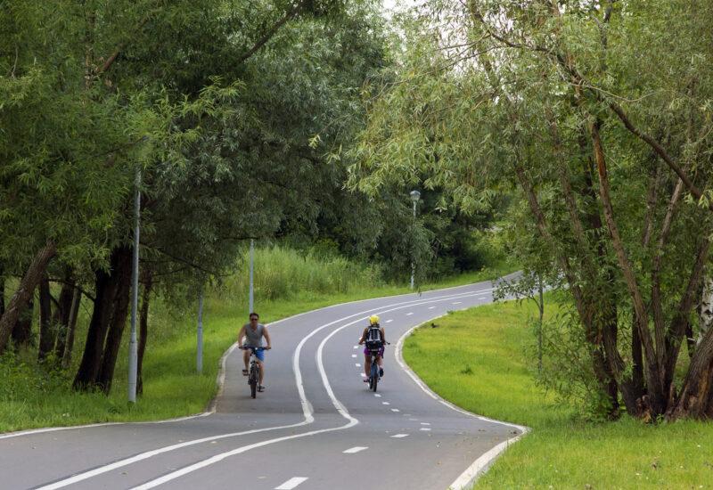 Через Конаковский район пройдет первый этап строительства велодорожки от Москвы до Санкт-Петербурга