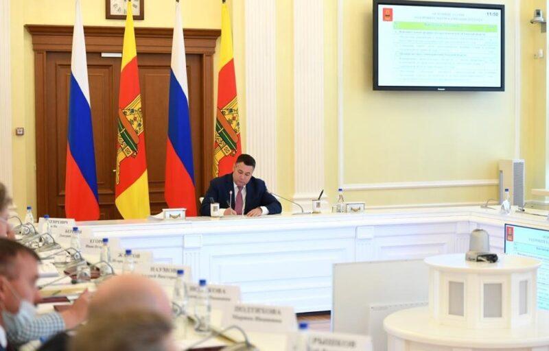 Игорь Руденя подвёл итоги летнего сезона