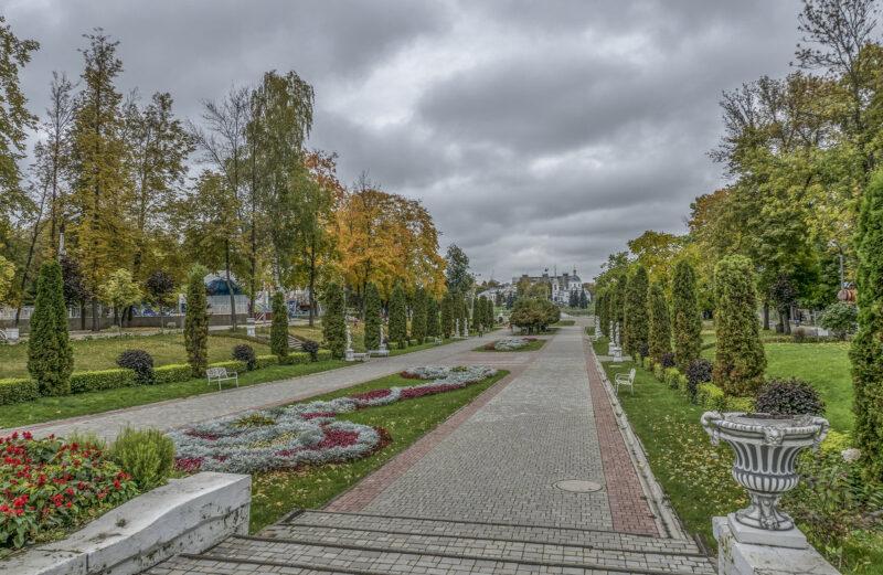 В городскому саду Твери откроется передвижная фотовыставка