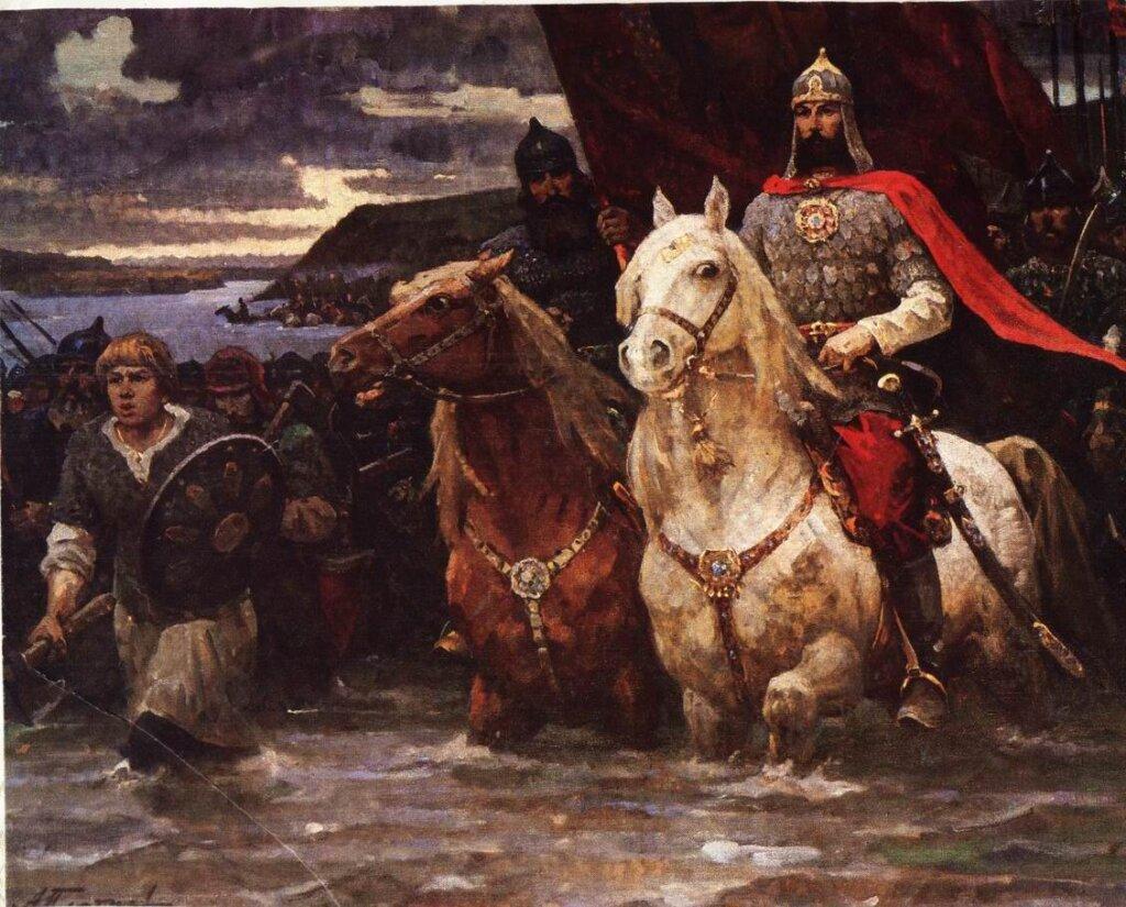 О Куликовской битве расскажут в тверской библиотеке Герцена