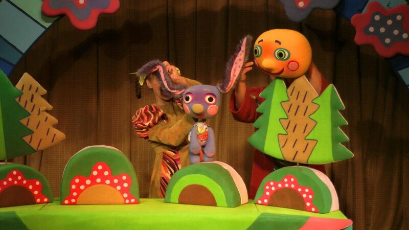 В театре кукол пройдёт встреча с колобком