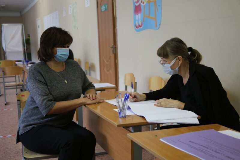 Ирина Тюрякова: Активная явка избирателей на участках является залогом честных выборов