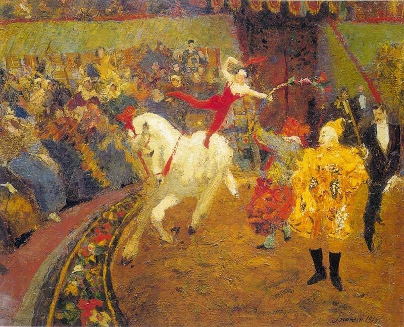 В Тверском императорском дворце расскажут об образах цирка в русском искусстве