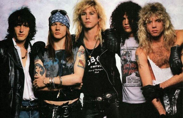 Жителей Твери приглашают на трибьют легендарной группы Guns N' Roses