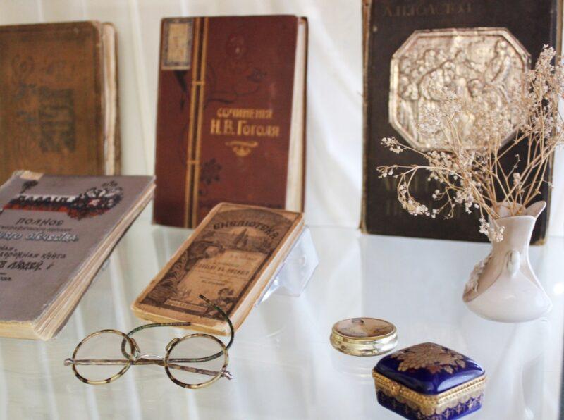 Тверская библиотека Герцена предлагает отправиться в путешествие во времени