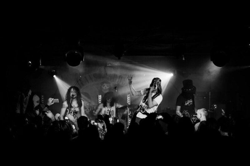 В Твери прозвучат хиты Guns N' Roses