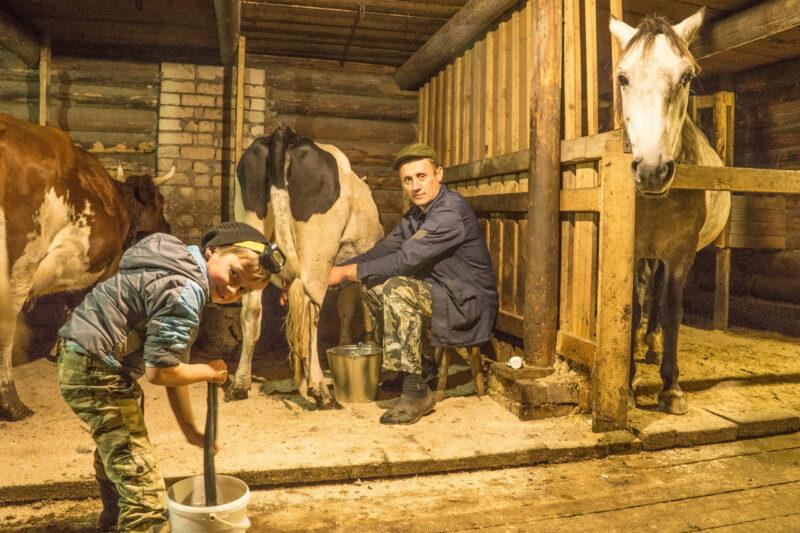 В Тверской области 19 многодетных семей поборются за главный приз на конкурсе «Лучшее семейное подворье-2021»