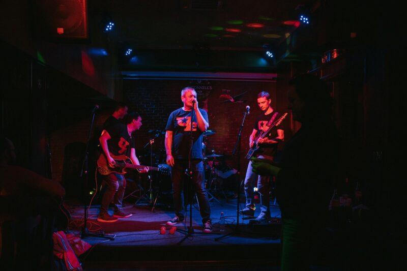 Тверские музыканты дадут первый сольный концерт в клубе BIG BEN
