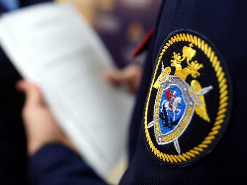 СК проверит информацию об обрушении качелей в Твери, на которых находилась девочка