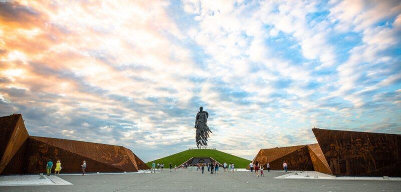 Возле Ржевского мемориала состоится смотр часовых Постов Памяти
