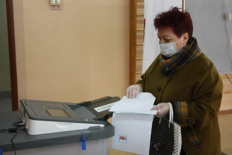Людмила Орлова: Считаю, что каждый гражданин должен прийти и исполнить свой долг