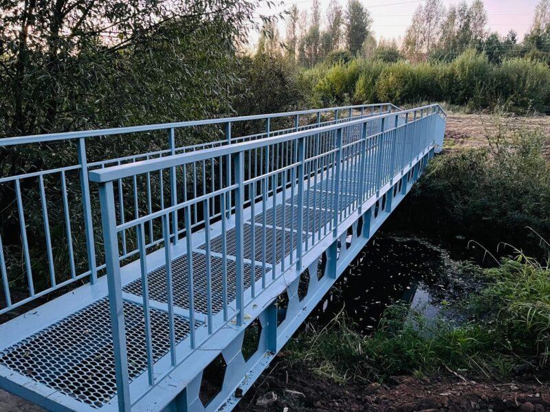 В Ржеве по просьбе жителей установят новый пешеходный мост