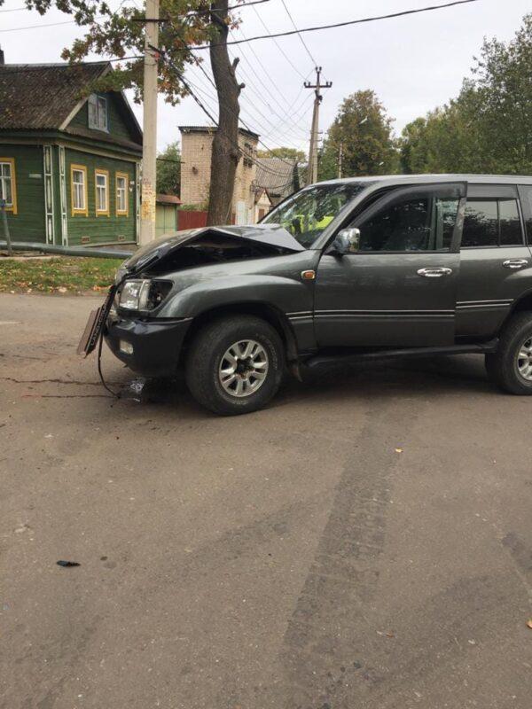 Осташковцев предупредили о появлении в их городе нового дорожного знака