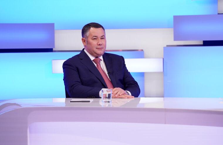 Игорь Руденя рассказал, за кого он проголосовал на первых выборах