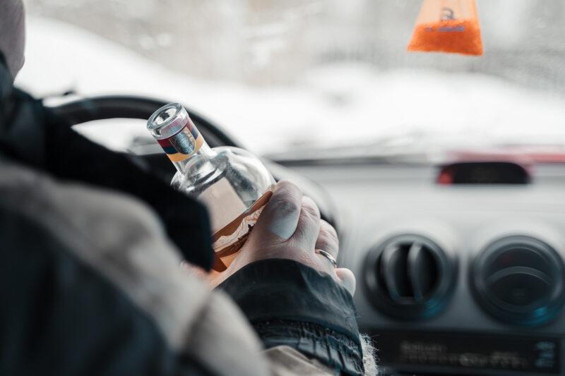 В Тверской области решится судьба мужчины, который снова сел пьяным за руль