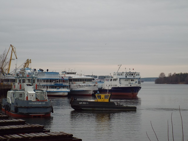 В Кимрском районе планируют планируют модернизировать Белогородскую судоверфь