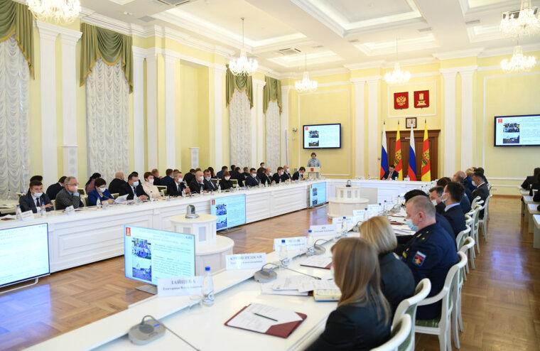 В Тверской области увеличили предельный объем областного резерва топлива