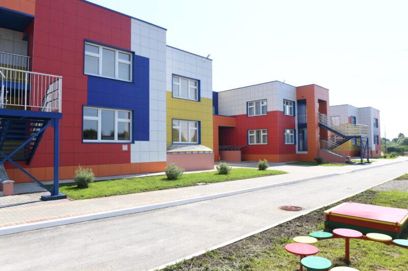 День открытых дверей прошел в новом детском саду в Торопце