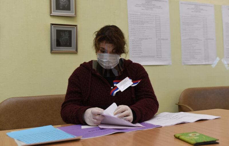 В Тверской области началось голосование на выборах федерального, регионального и муниципального уровней