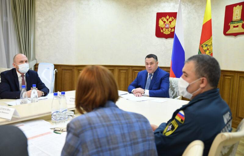 Медики Тверской области получат выплаты за дополнительную нагрузку при вакцинации населения от COVID-19
