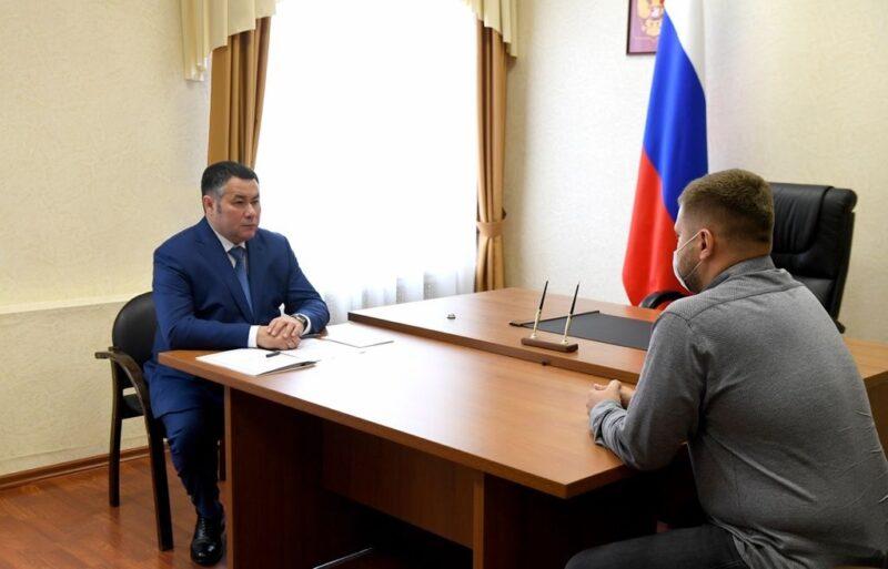 В 2021 году газифицируют деревню Благуново в Калязинском районе