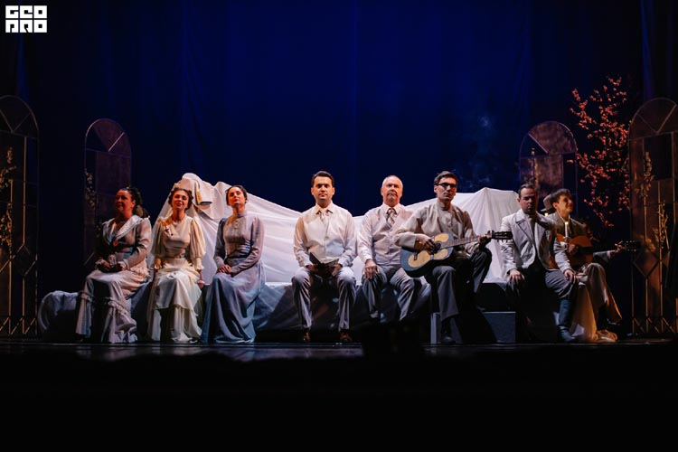"""В Тверском театре драмы торжественно откроют новый сезон спектаклем """"Вишневый сад"""""""