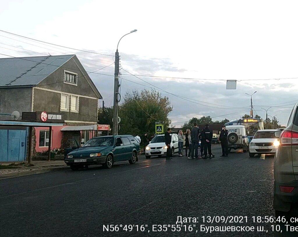 В Твери от травм скончался сбитый пешеход