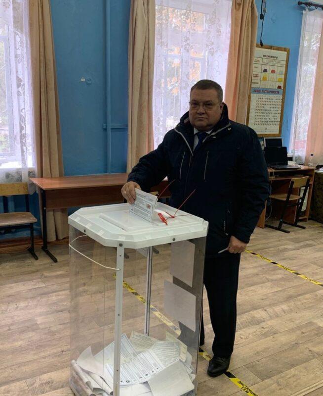 Глава Конаковского района сделал свой выбор