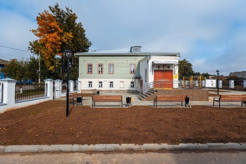 В Бежецке состоится долгожданное открытие музея