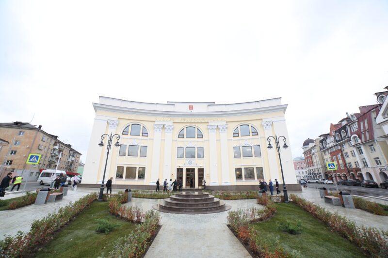 В Твери торжественно открыли областной Дворец бракосочетания