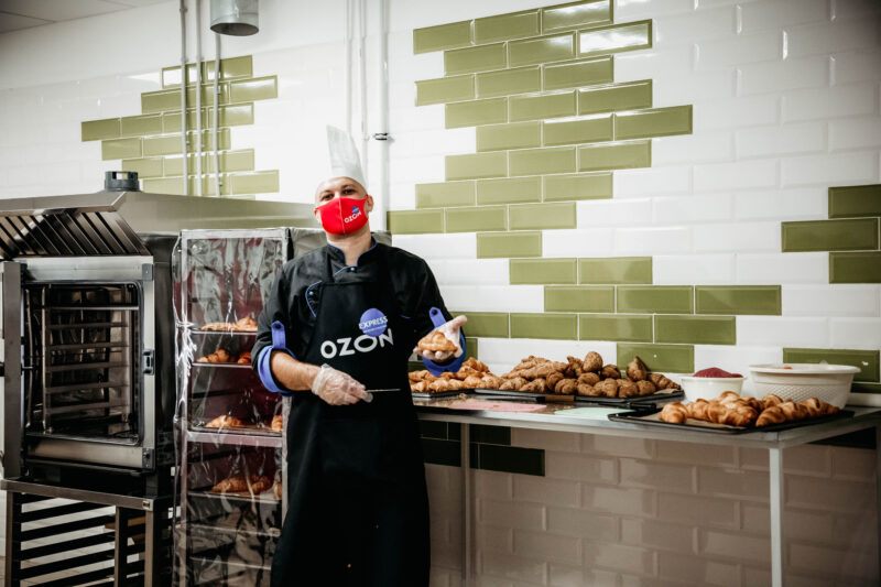 Доставка за час: Новый сервис быстрой доставки OZON Express теперь в Твери