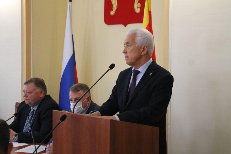 В Твери прошло заседание Совета по межнациональным отношениям