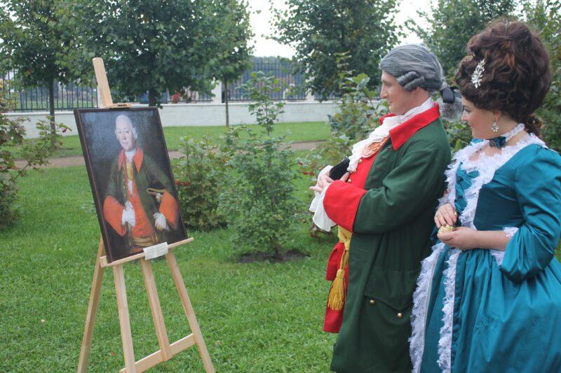 Проект «Екатерининская миля: ожившие полотна» стал главным событием «Культурной субботы» в Тверской области