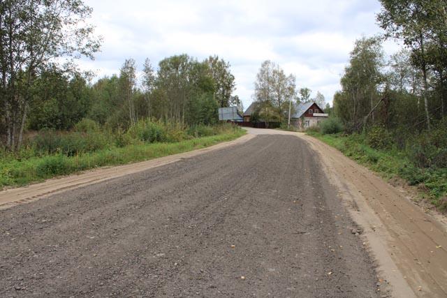 В Западной Двине отремонтировали еще одну дорогу