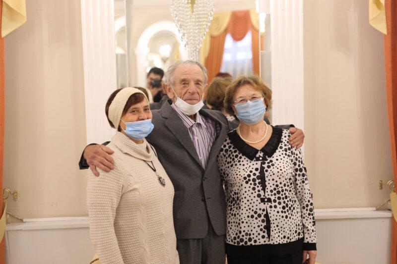 Игорь Руденя выразил слова благодарности жителям Тверской области старшего возраста
