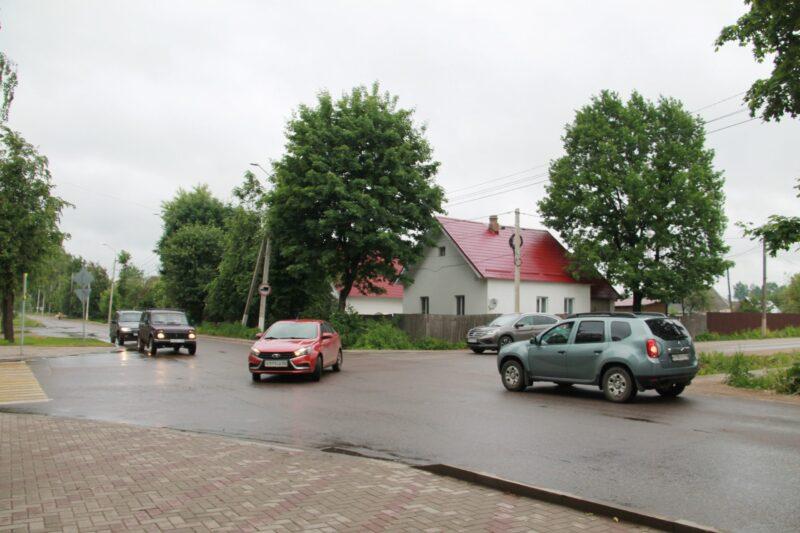 В Нелидовском городском округе завершён капитальный ремонт дорог