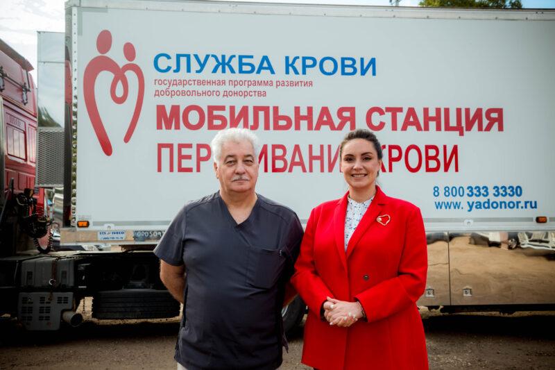 Медики, политики, ветераны: с кем встречается лидер тверских волонтеров