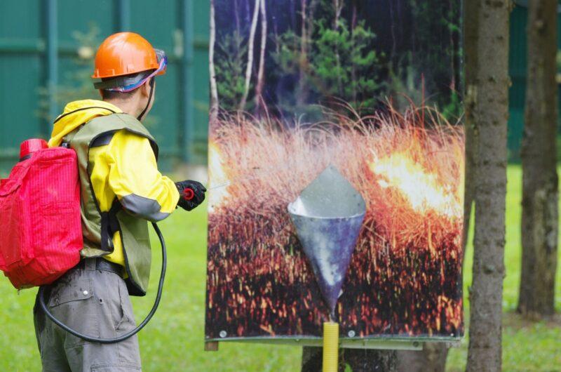 Представитель Тверской области завоевал третье место на всероссийском конкурсе «Лучший лесной пожарный России 2021»