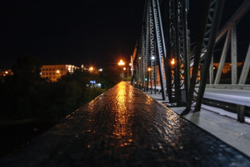Тверской фотограф запечатлел на своих снимках ночную Тверь