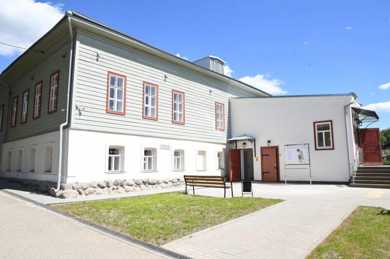 Бежецкий музей откроется после реконструкции