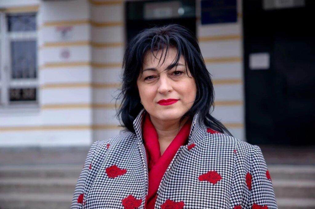 Ирина Шереметкер: я жду на этих выборах правильного решения от наших избирателей